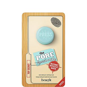The POREfessional: Instant Wipeout Masks 8 x 3.0 ml