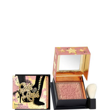 Gold Rush Warm Golden-Nectar Blush Mini