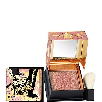Gold Rush Warm Golden-Nectar Blush