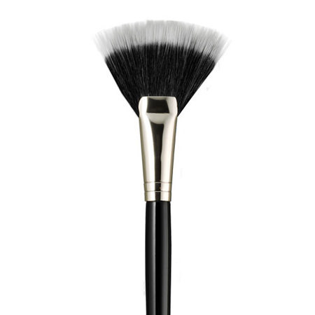 Fan Powder Brush, ${color}
