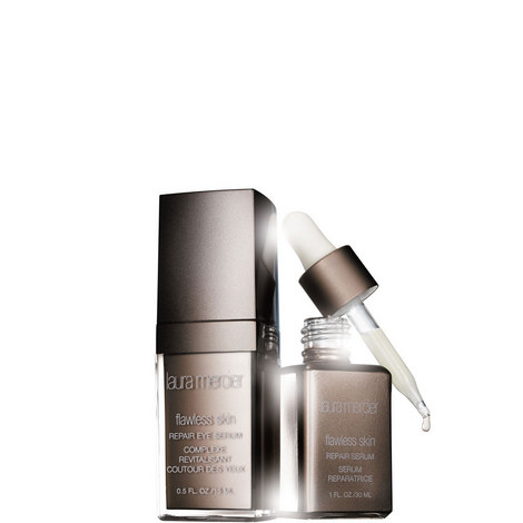 Flawless Skin Repair Serum Duet For Face & Eyes, ${color}