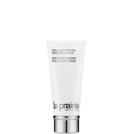 Cellular Mineral Face Exfoliator, ${color}