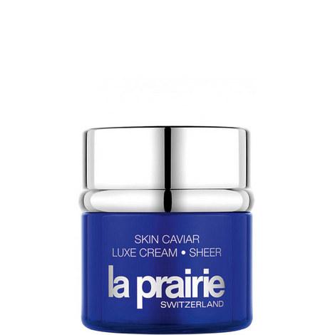 Skin Caviar Luxe Cream · Sheer 50ml, ${color}