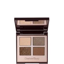 Luxury Palette: The Golden Goddess- Colour-Coded Eye Shadows