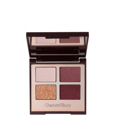 Luxury Palette: The Vintage Vamp - Colour-Coded Eye Shadows