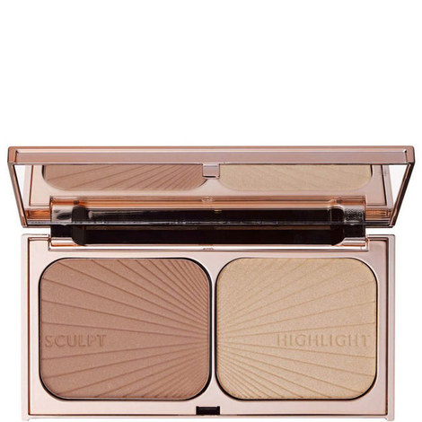 Filmstar Bronze and Glow - Face Sculpt & Highlight: Light to Medium, ${color}