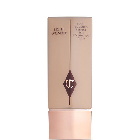 Light Wonder 3 Fair - Youth-Boosting, Perfect Skin Foundation SPF15, ${color}