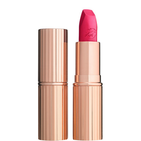 Hot Lips - ELECTRIC POPPY - Luminous Modern-Matte Lipstick, ${color}