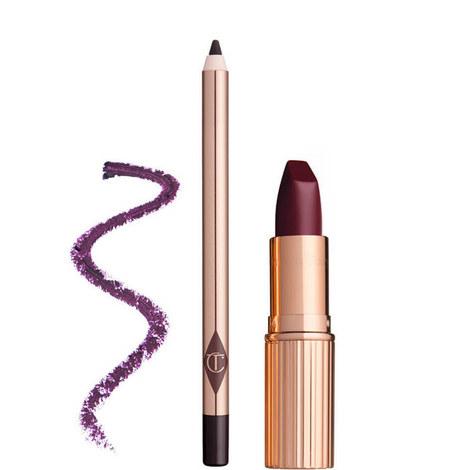 Luscious Lip Slick: Glastonberry, ${color}