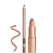 Luscious Lip Slick: Nude Kate