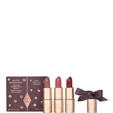 Mini Lipstick Trio