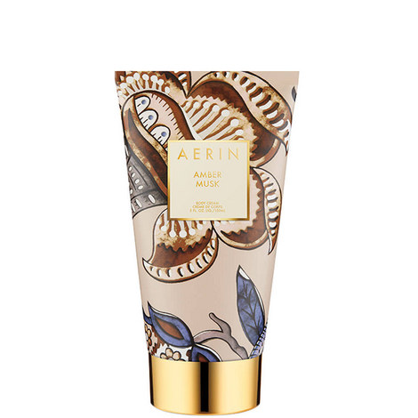 Amber Musk Body Cream, ${color}