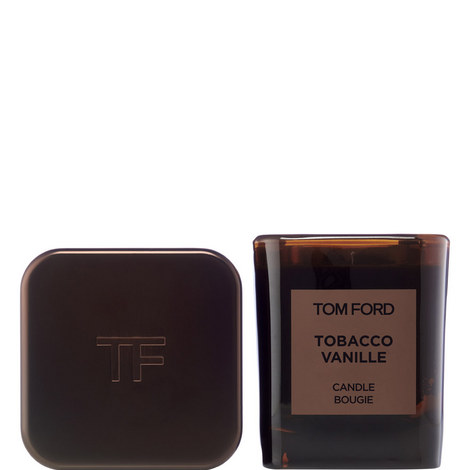 Private Blend Tobacco Vanille Candle, ${color}