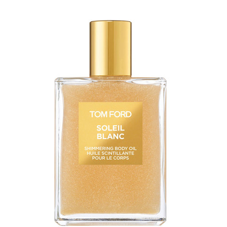 Soleil Blanc Shimmering Body Oil 100ml, ${color}