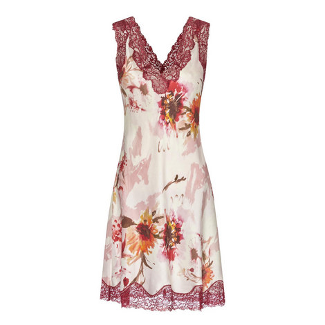 Edda Floral Night Dress, ${color}