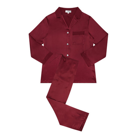 Laila Silk Pyjamas, ${color}