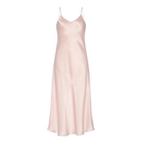 Dorine Long Night Dress, ${color}