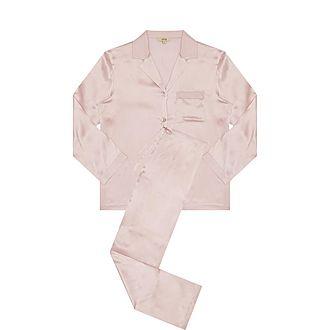 Laila Silk Pyjama Set