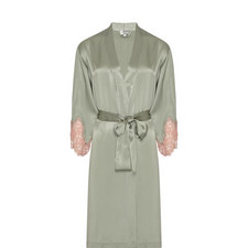 Lorna Silk Robe
