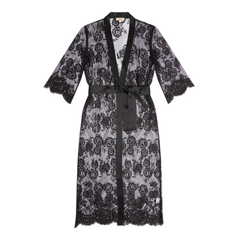 Jamaica Long Night Gown, ${color}
