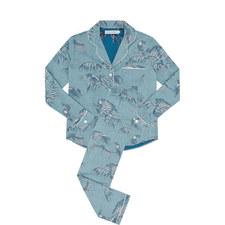 Bocas Print Pyjama Set