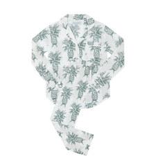 Howie Pineapple Print Pyjama Set