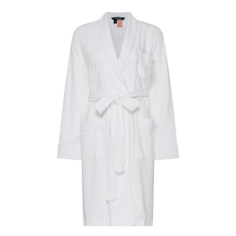 Quilted Collar Robe, ${color}