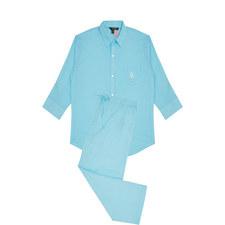 Stripe Classic Woven Pyjama Set