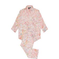 Classic Woven Pyjama Set