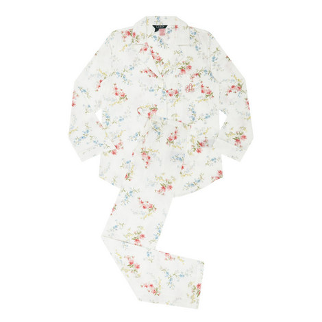 Floral Pyjama Set, ${color}