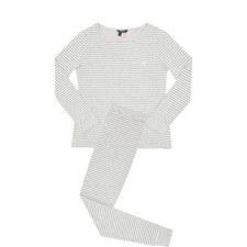Striped Double Pyjama Set