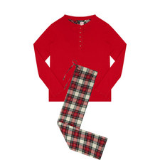 Henley Plaid Pyjamas