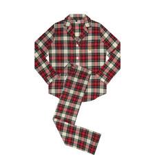 Plaid Pyjama Set