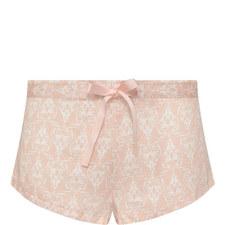Vanity Buds Printed Shorts