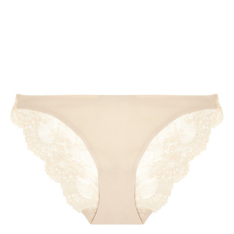 Smooth and Lace Briefs, ${color}