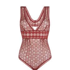 Jasmine Inspiring Lace Bodysuit