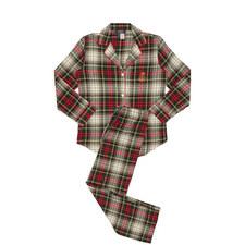 Classic Woven Check Pyjama Set
