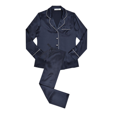 Fine Finishes Silk Pyjamas, ${color}