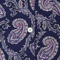 Paisley Print Pyjama Set, ${color}