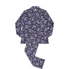 Paisley Print Pyjama Set
