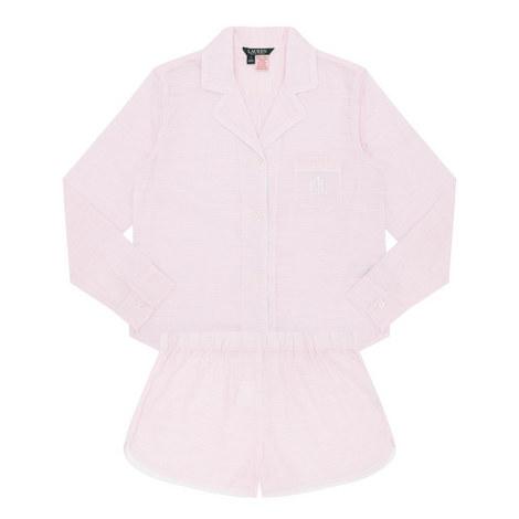 Striped Pyjama Set, ${color}