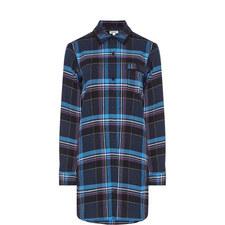 Plaid Night Shirt