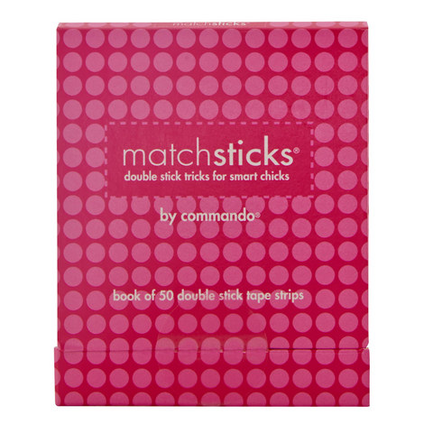 Matchsticks Double Stick Tape Strips, ${color}