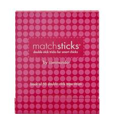 Matchsticks Double Stick Tape Strips