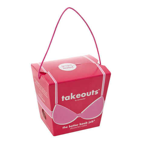 Takeouts Bra Inserts, ${color}