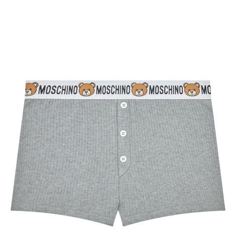 Ribbed Shorts, ${color}