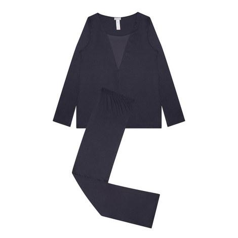 Viola Modal Pyjama Set, ${color}