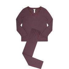 Ivy Long Sleeve Pyjama Set