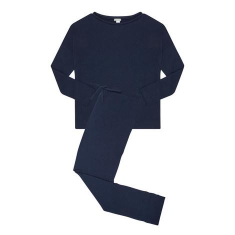 Enie Long Sleeve Pyjama Set, ${color}