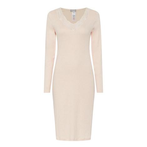 Valencia Long Sleeve Night Dress, ${color}